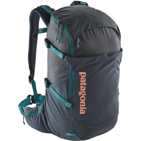 Patagonia Nine Trails Sac 26L Femme, smolder blue
